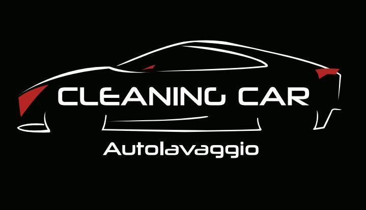 Logo Cleaning Car